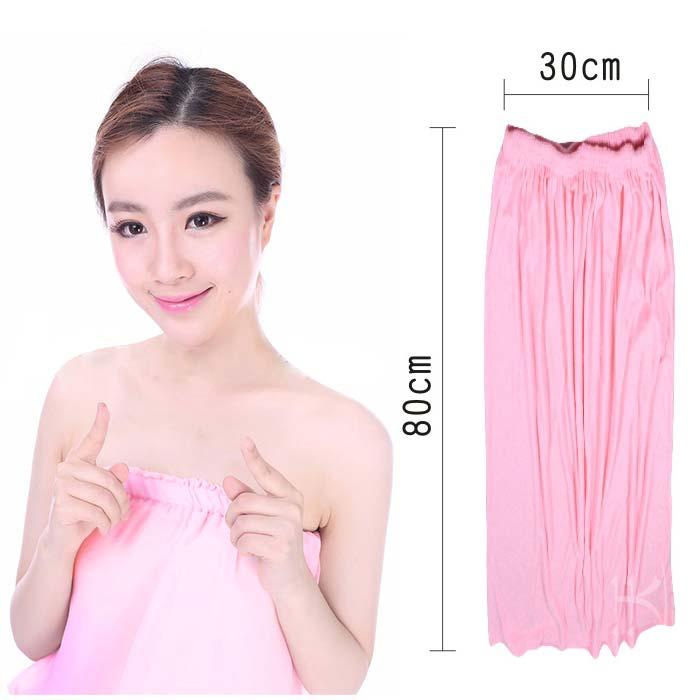 薇比 WP600毛巾料美容衣裙(粉色) [44305] ::WOMAN HOUSE:: 乙丙級考試