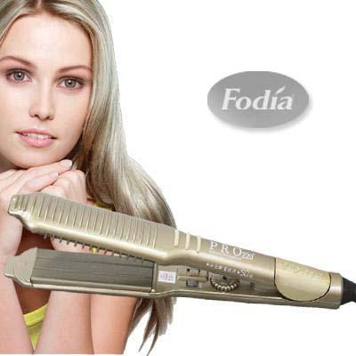 FODIA富麗雅 T-72C金鈦專業用離子夾-寬版 [45084] ◇美容美髮美甲新秘專業材料◇