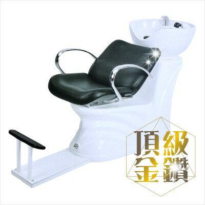 凱凱GK-68572坐式洗髮椅 [45347] ◇美容美髮美甲新秘專業材料◇