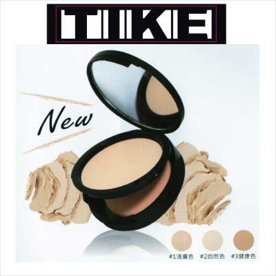 TIKE 美肌淨白保濕粉餅-8g(3色) [45472] ◇美容美髮美甲新秘專業材料◇