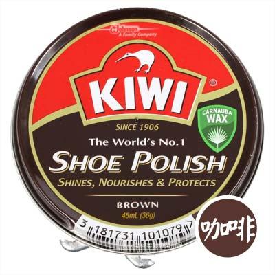 【皮鞋保養】固體鞋油 45ml-咖啡 [46516]◇美容美髮美甲新秘專業材料◇