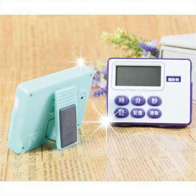 <br/><br/>  BK-408電子按鍵式可倒數定計時器-不挑色(單入) [46616]◇美容美髮美甲新秘專業材料◇<br/><br/>