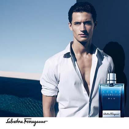 ~送 ~Salvatore Ferragamo BLU湛藍之水男性淡香水~5ml ^~47