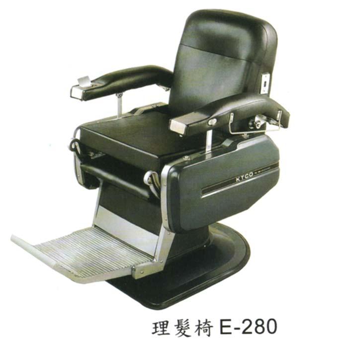 Camry E~280男士美髮理髮椅 ^~47399^~~美容美髮美甲新秘 材料~