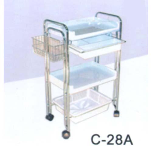 Camry C-28A美容沙龍工做推車 [47433]◇美容美髮美甲新秘專業材料◇