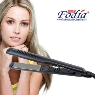 【國際環球電壓】FODIA富麗雅 T-18S加長10%小面板三合一造型離子夾 [47633]