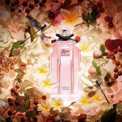 【送禮自用】GUCCI古馳 花園香氛 華麗槴子花GARDENIA女性淡香水-5ml [47703]