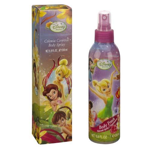 Disney迪士尼 Fairies奇妙仙子香水身體噴霧-200ml [47787]◇美容美髮美甲新秘專業材料◇