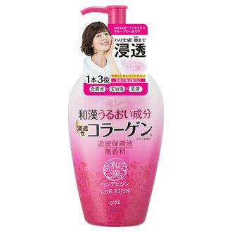 【產地日本】pdc和漢浸透抗皺3in1化妝水-240ml [47879]