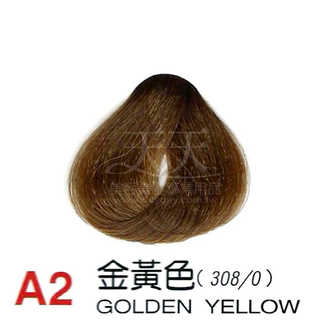 奇靈鳥 二代染髮劑 A2-金黃色 [60038] ::WOMAN HOUSE::