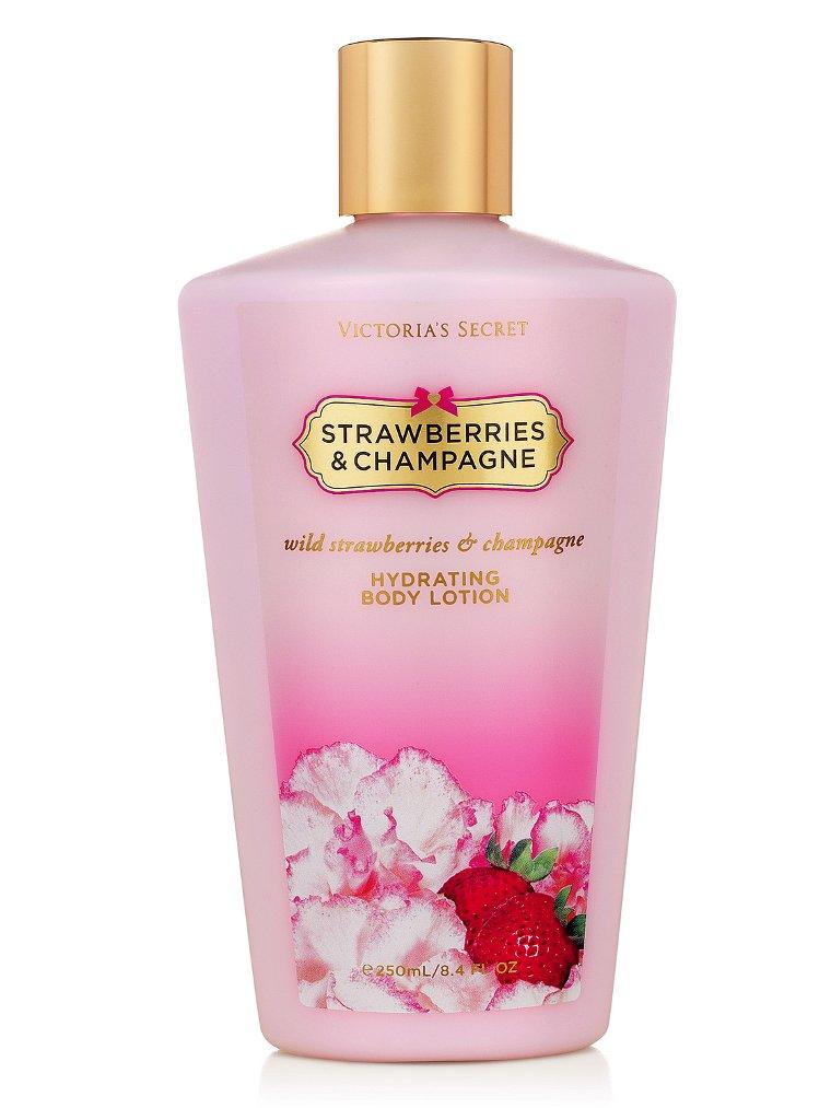 維多利亞的秘密 草莓香檳香水乳液 250ml [61963] ::WOMAN HOUSE::