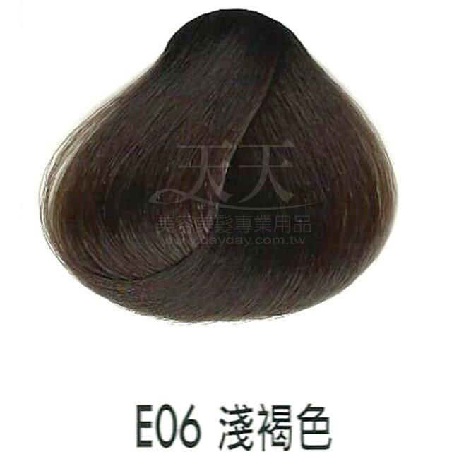 <br/><br/> 耐婷 亮彩染髮劑 E06-淺褐色 60g [66484] ::WOMAN HOUSE::<br/><br/>