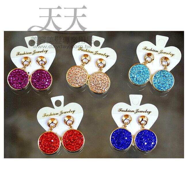 東方 亮麗飾品耳環 H003  89046  ::WOMAN HOUSE:: 新秘  整體