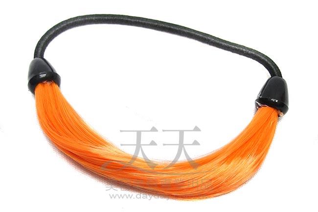 完美 馬尾巴造型髮束 (果橙橘) [89262] *新娘秘書/造型假髮* ::WOMAN HOUSE::