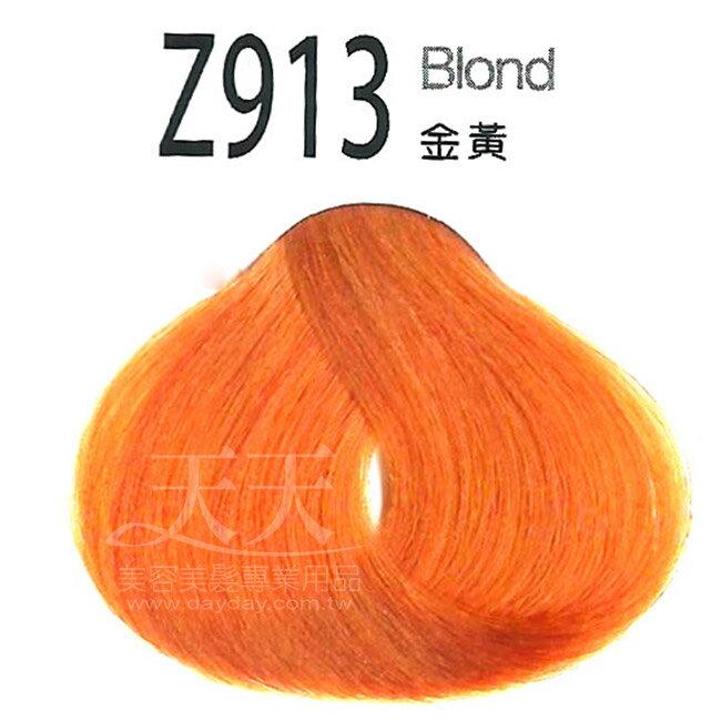 審美家 護髮染髮膏 500ml Z913金黃 [90755] ::WOMAN HOUSE::