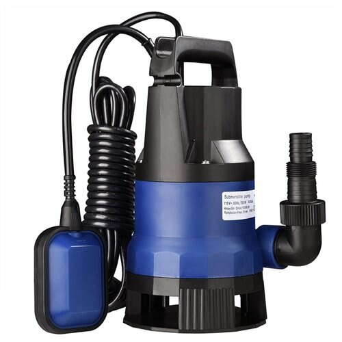 Swimming Pool Flooding Pond Submersible Dirty Clean Water Pump UL Certification 1HP 2