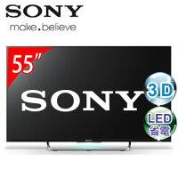 SONY 索尼推薦到SONY 55型3D LED智慧型液晶電視(KDL-55W800C)