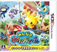 Pokemon:精靈寶可夢到現貨供應中 日版 日規機專用軟體 [普遍級] 3DS 大家的神奇寶貝亂戰