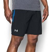 《出清59折》Shoestw【1289314-009】UNDER ARMOUR UA服飾 Launch SW 短褲 運動褲 訓練褲 9吋 黑藍色 男生 0