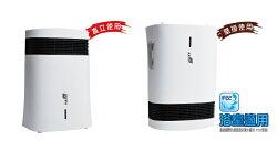 台灣精品*過年驚爆價【北方】房間/廁所兩用電暖器《PTC368》直立、壁掛兩用 保固1年