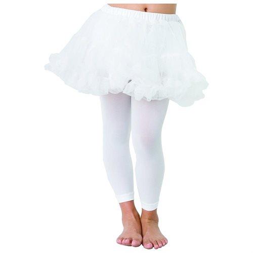 Petticoat (White) Child 0