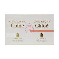 母親節香水推薦到CHLOE 愛情故事小小雙氛緞帶限量禮盒 20ML*2入 ☆真愛香水★就在真愛香水化妝品旗艦店推薦母親節香水