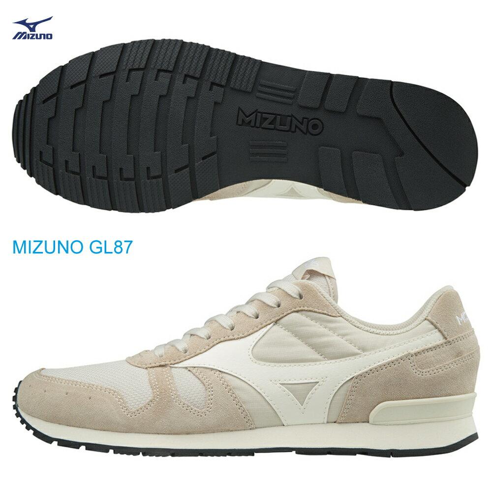 D1GA180049  MIZUNO 1906 GL87 休閒款慢跑鞋 【美津濃MIZUNO】 - 限時優惠好康折扣