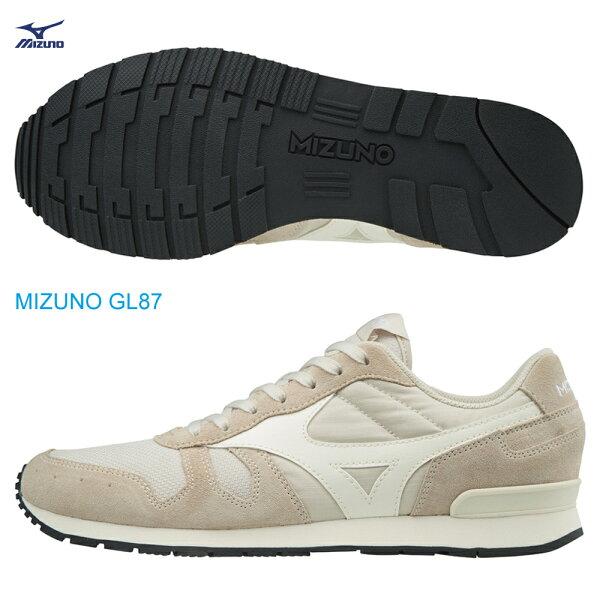 D1GA180049MIZUNO1906GL87休閒款慢跑鞋【美津濃MIZUNO】