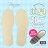 BONJOUR日本進口☆消臭加工吸水速乾鞋墊J.【ZE395-035】I. 0