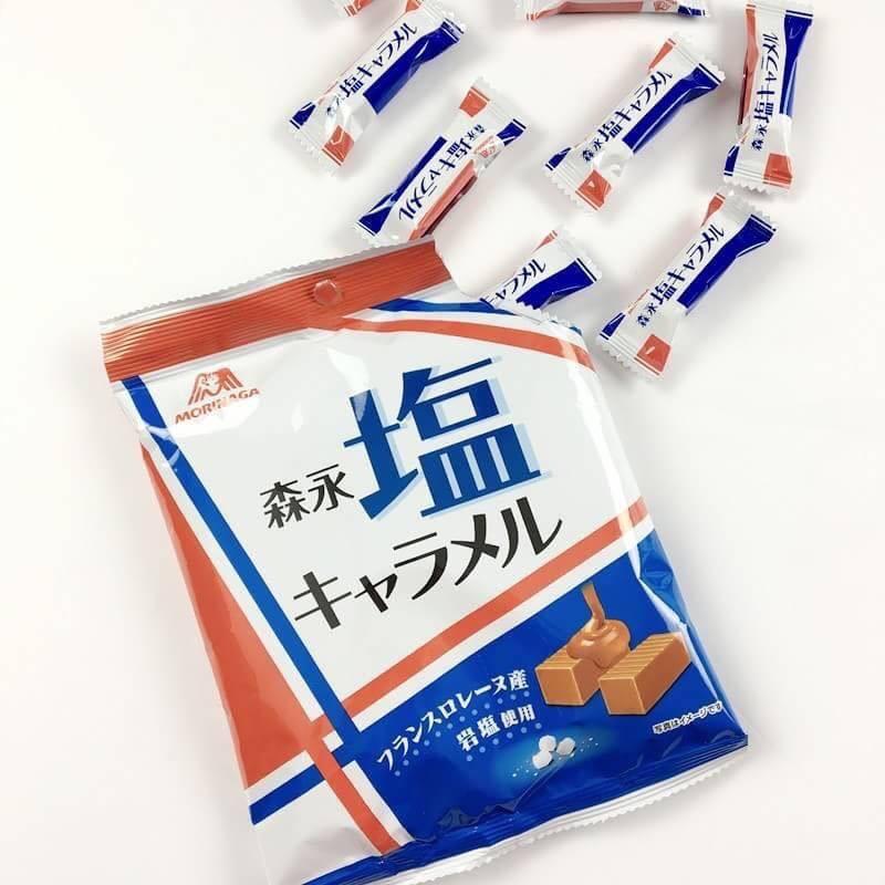 🇯🇵森永鹽味牛奶糖