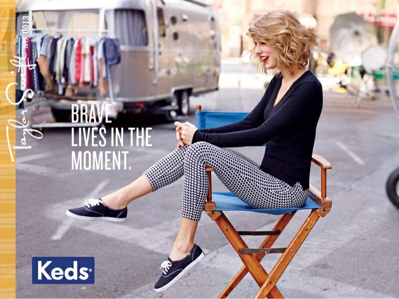 Keds 品牌經典休閒鞋-海軍藍 套入式│懶人鞋│平底鞋│綁帶 4
