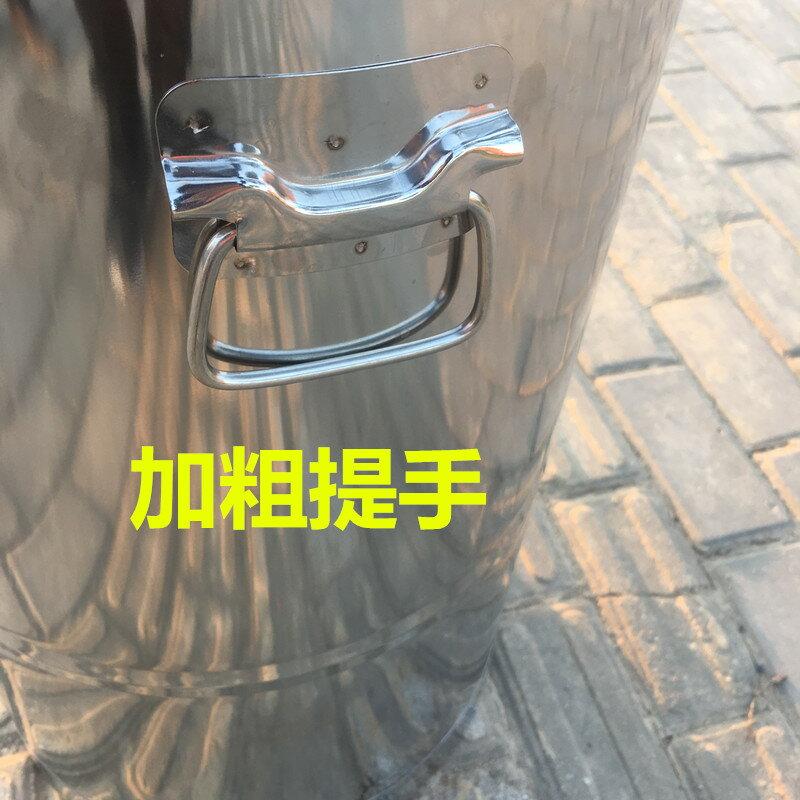 搖蜜機 新款不銹鋼無縫搖蜜機 蜜桶蜂蜜分離機搖糖打蜜取蜜機甩蜜【MJ11170】