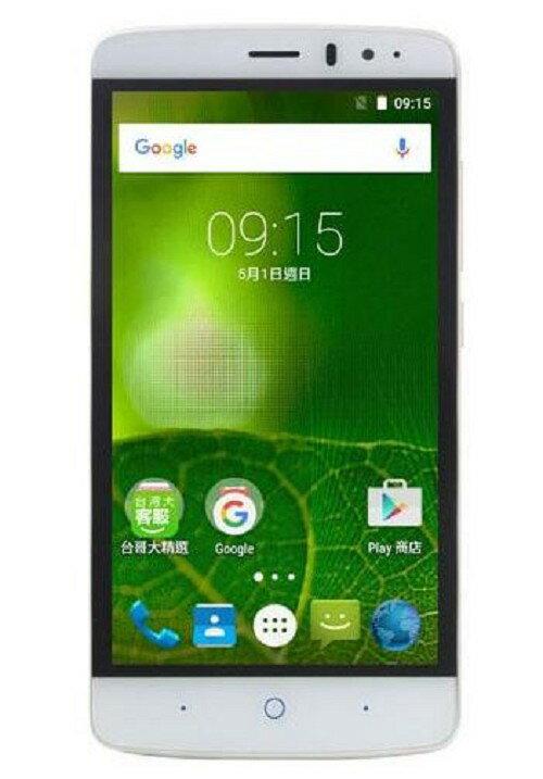 【逾期新品】Taiwan mobile Amazing X3s 16G 銀灰色 5吋 智慧型手機