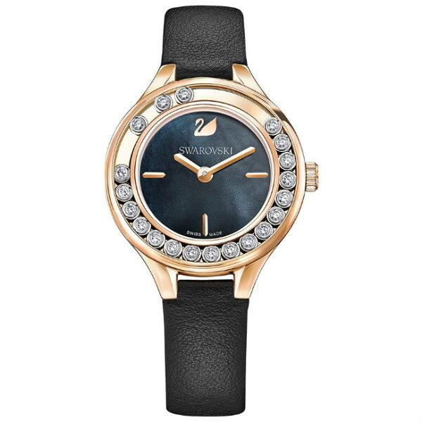 Swarovski施華洛世奇LovelyCrystalsMini5301877飄鑽魅力腕錶31mm