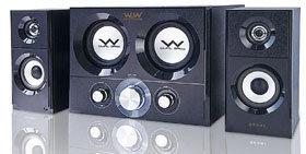 【迪特軍 3C】OZAKI WoW硬式超超重低音60W 狂爆WU460 可超取 另有 WR325 WR690