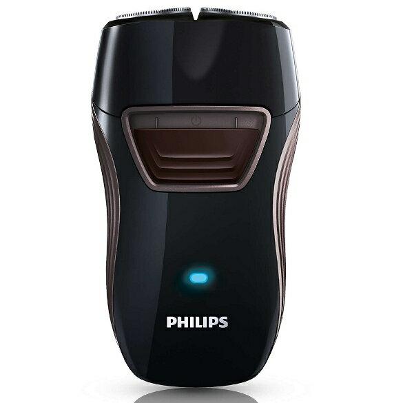 PHILIPS 飛利浦 雙刀頭充電式刮鬍刀 PQ210