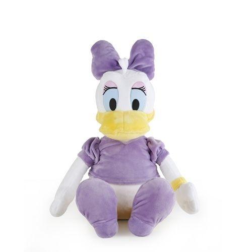 **雙子俏媽咪親子館** 美國ZOOBIES X DISNEY 迪士尼多功能玩偶毯 / 毛毯 / 玩偶 / 抱枕 【正版授權】- 黛絲 Daisy Duck