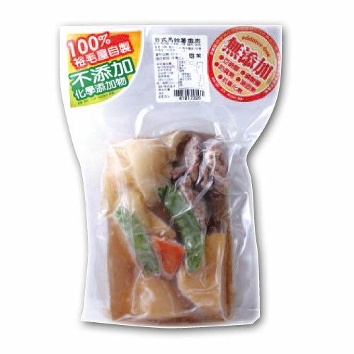 茶美豬日式馬鈴薯燉肉 2