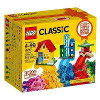 積木玩具推薦到樂高積木 LEGO《 LT10703》2017 年 基本顆粒系列- 拼砌創意盒 502 Pcs就在東喬精品百貨商城推薦積木玩具