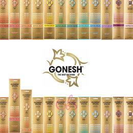 GONESH線香 Extra Rich精選單方系列 46款供選 ☆艾莉莎ELS☆