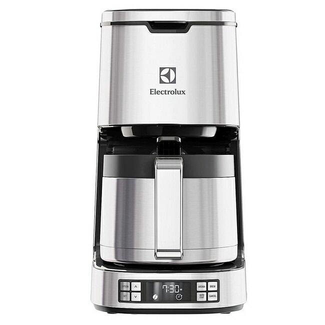 【伊萊克斯Electrolux】設計家不鏽鋼美式咖啡機(ECM7814S)