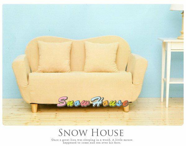 ╭☆雪之屋居家生活館☆╯@AA487-03和室貴妃沙發床(淺米黃)造型沙發雙人沙發三人沙發坐臥床