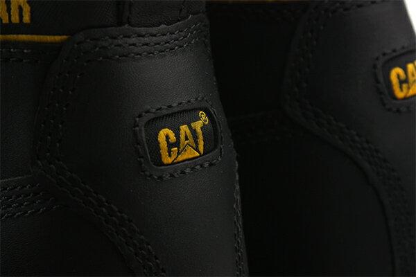 CAT  靴子 黑色 男鞋 CA708026 no168 6