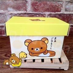 【真愛日本】18032900007 陶瓷寬口馬克杯附禮盒-懶熊側躺 san-x 拉拉熊 懶熊 杯子 陶瓷馬克杯