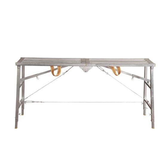 梯子摺疊多 裝修馬凳 便攜升降腳手架工程加厚刮膩子行動平臺梯子FA