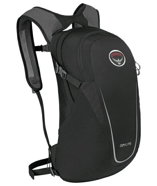 【鄉野情戶外用品店】 Osprey |美國| DAYLITE 13 輕便背包/健行背包 旅行背包 水袋背包 攻頂包-黑/Daylite13 【容量13L】