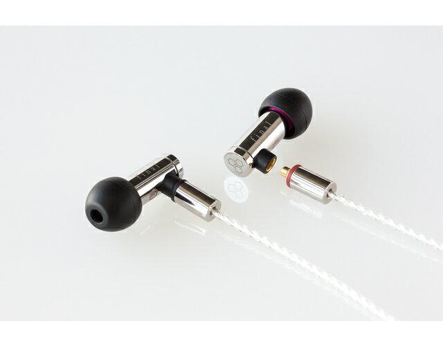 志達電子 E5000 (現貨) 日本 Final Audio Design 可換線MMCX 耳道式耳機