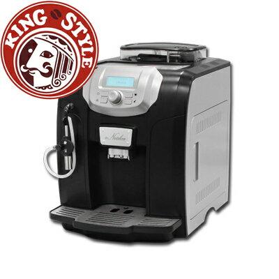 金時代書香咖啡 eNoska 義諾斯卡 全自動咖啡機 715S-尊爵黑