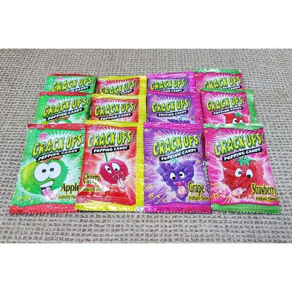 (馬來西亞)水果味跳跳糖量販包1包180g(100小包)特價160元萬聖節糖果萬聖小禮物糖果零嘴學校活動必備