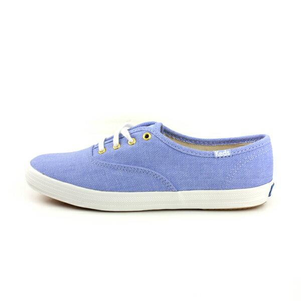 Keds CHAMPION CHALKY CANVAS 帆布鞋 粉藍 女鞋 9182W122460 no286 7